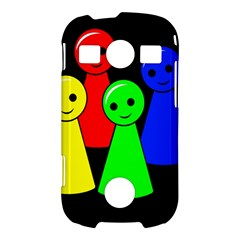 Don t get angry Samsung Galaxy S7710 Xcover 2 Hardshell Case