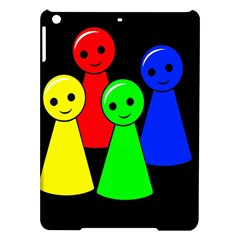 Don t get angry iPad Air Hardshell Cases
