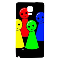 Don t get angry Galaxy Note 4 Back Case