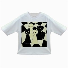 Chess pieces Infant/Toddler T-Shirts