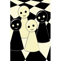 Chess pieces 5.5  x 8.5  Notebooks
