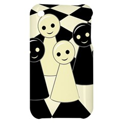 Chess pieces Apple iPhone 3G/3GS Hardshell Case