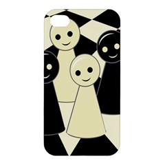 Chess pieces Apple iPhone 4/4S Hardshell Case