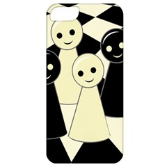 Chess pieces Apple iPhone 5 Classic Hardshell Case