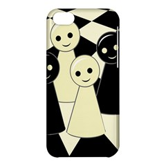 Chess pieces Apple iPhone 5C Hardshell Case