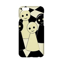 Chess pieces Apple iPhone 6/6S Hardshell Case