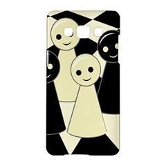 Chess pieces Samsung Galaxy A5 Hardshell Case