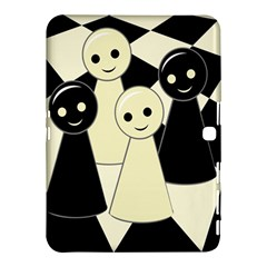 Chess pieces Samsung Galaxy Tab 4 (10.1 ) Hardshell Case