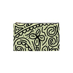Artistic abstraction Cosmetic Bag (Small)