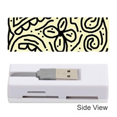 Artistic abstraction Memory Card Reader (Stick)