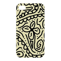 Artistic abstraction Apple iPhone 4/4S Premium Hardshell Case