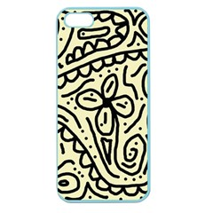 Artistic abstraction Apple Seamless iPhone 5 Case (Color)