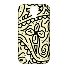 Artistic abstraction Samsung Galaxy S4 Classic Hardshell Case (PC+Silicone)