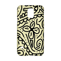 Artistic abstraction Samsung Galaxy S5 Hardshell Case