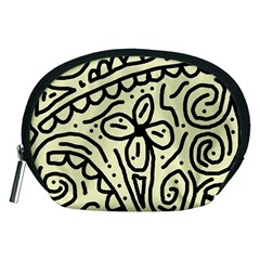 Artistic Abstraction Accessory Pouches (medium)