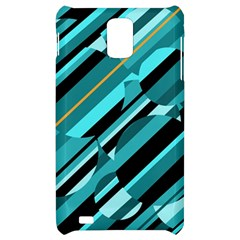 Blue abstraction Samsung Infuse 4G Hardshell Case