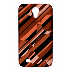 Orange pattern Samsung Galaxy Mega 6.3  I9200 Hardshell Case