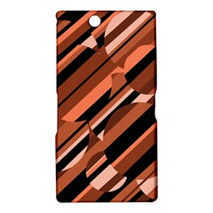 Orange pattern Sony Xperia Z Ultra