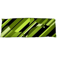 Green pattern Body Pillow Case (Dakimakura)