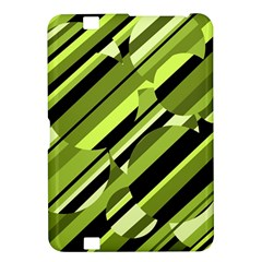 Green pattern Kindle Fire HD 8.9