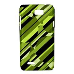 Green pattern Motorola XT788