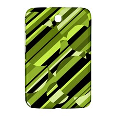 Green pattern Samsung Galaxy Note 8.0 N5100 Hardshell Case