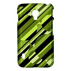 Green pattern LG Optimus L7 II