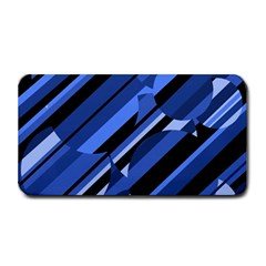 Blue pattern Medium Bar Mats
