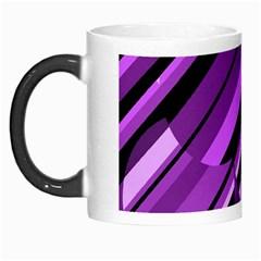Purple Pattern Morph Mugs