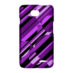 Purple pattern LG Optimus L70