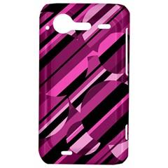 Magenta pattern HTC Incredible S Hardshell Case
