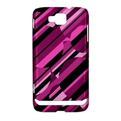 Magenta pattern Samsung Ativ S i8750 Hardshell Case