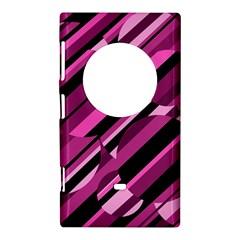 Magenta pattern Nokia Lumia 1020