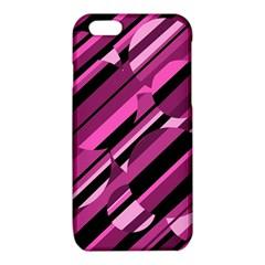 Magenta pattern iPhone 6/6S TPU Case