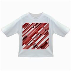 Orange pattern Infant/Toddler T-Shirts