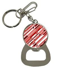 Orange pattern Bottle Opener Key Chains