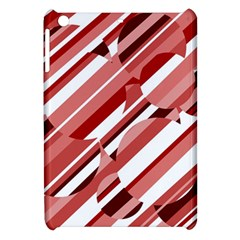 Orange pattern Apple iPad Mini Hardshell Case