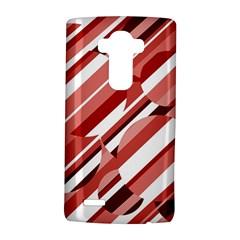 Orange pattern LG G4 Hardshell Case