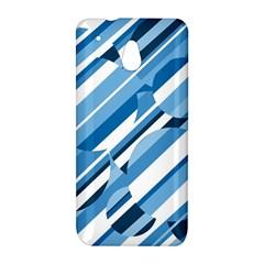 Blue pattern HTC One Mini (601e) M4 Hardshell Case