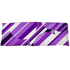 Purple pattern Body Pillow Case (Dakimakura)