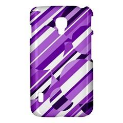 Purple pattern LG Optimus L7 II