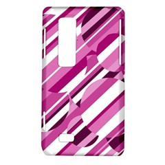Magenta pattern LG Optimus Thrill 4G P925