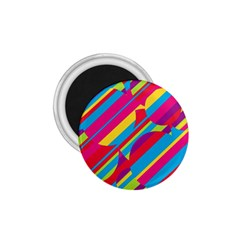 Colorful summer pattern 1.75  Magnets