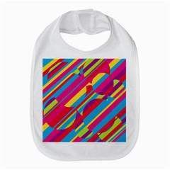 Colorful Summer Pattern Bib