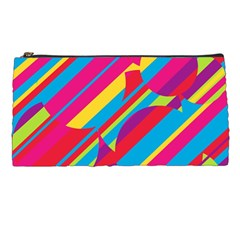 Colorful summer pattern Pencil Cases
