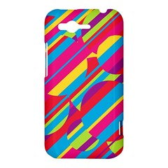 Colorful summer pattern HTC Rhyme