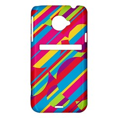 Colorful summer pattern HTC Evo 4G LTE Hardshell Case