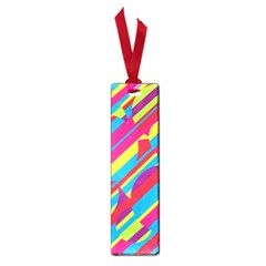 Colorful summer pattern Small Book Marks