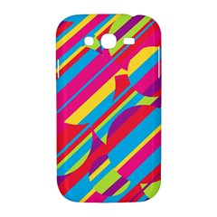 Colorful summer pattern Samsung Galaxy Grand DUOS I9082 Hardshell Case