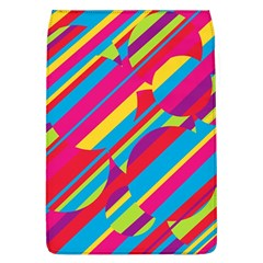 Colorful summer pattern Flap Covers (L)
